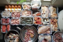 Cô giáo 9x có mẹo trữ đông thực phẩm 1 tuần đảm bảo luôn 'tươi rói' sạch gọn, chị em rần rần học theo