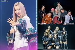 SuperM, TWICE, Taeyeon, GOT7 tiếp tục hủy hàng loạt concert trên khắp Châu Á do dịch Covid-19
