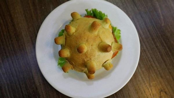 Nhờ ý tưởng làm bánh hăm-bơ-gơ Corona độc lạ, chàng trai Việt được báo nước ngoài khen ngợi-5