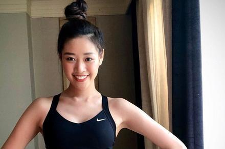 Bản tin Hoa hậu Hoàn vũ 28/3: Ngỡ ngàng với gương mặt Khánh Vân khi thiếu son phấn