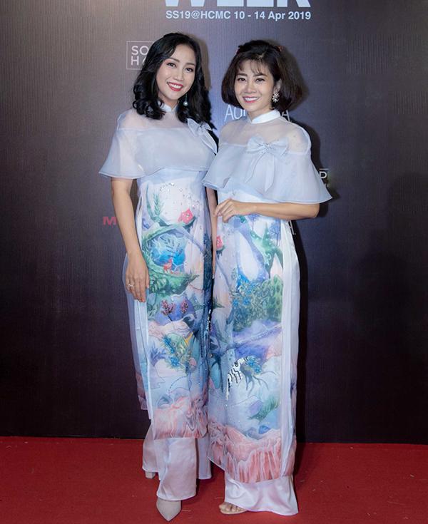 Giữa Mai Phương và Ốc Thanh Vân là một tình bạn keo sơn, đi đâu cũng phải đồ đôi mới chịu!-2