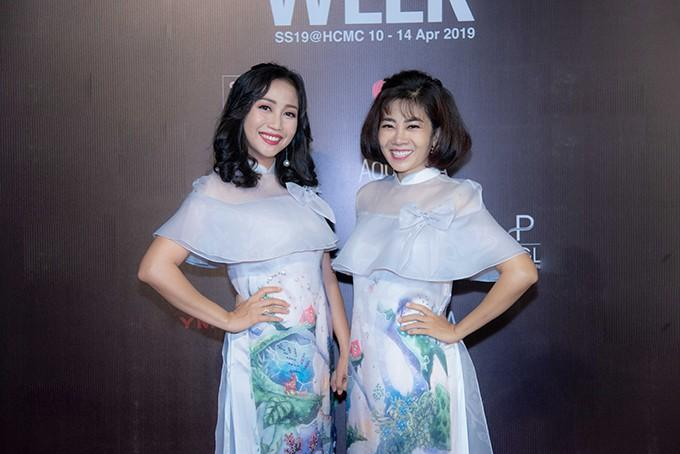 Giữa Mai Phương và Ốc Thanh Vân là một tình bạn keo sơn, đi đâu cũng phải đồ đôi mới chịu!-3