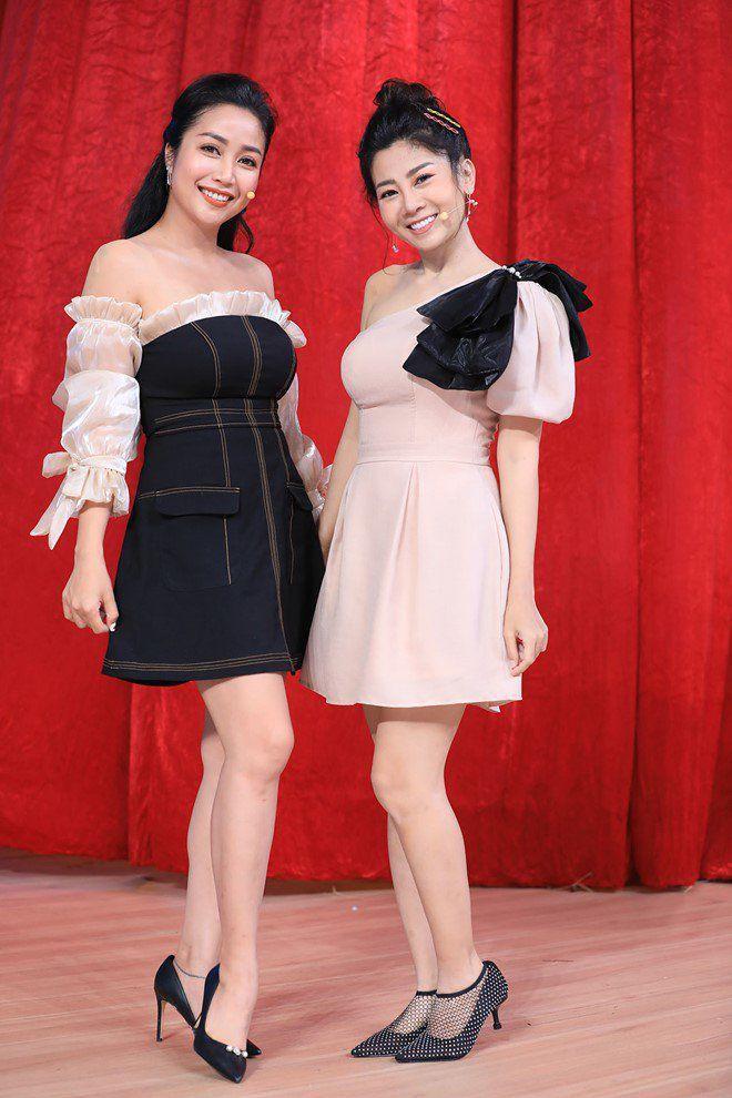 Giữa Mai Phương và Ốc Thanh Vân là một tình bạn keo sơn, đi đâu cũng phải đồ đôi mới chịu!-5
