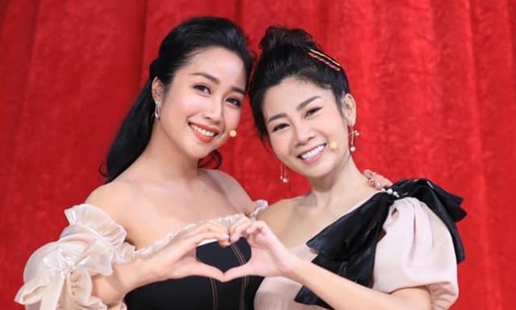 Giữa Mai Phương và Ốc Thanh Vân là một tình bạn keo sơn, đi đâu cũng phải đồ đôi mới chịu!-6