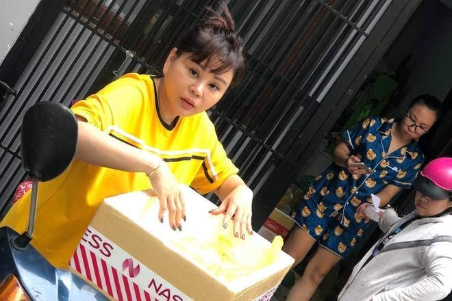 Cuộc sống nhiều biến cố của các nữ diễn viên hài Việt-4
