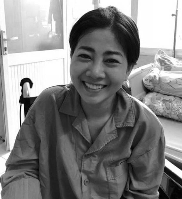 Những ngày cuối cùng lặng lẽ của diễn viên Mai Phương trước khi qua đời-1