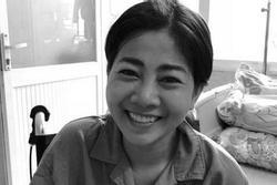 Những ngày cuối cùng lặng lẽ của diễn viên Mai Phương trước khi qua đời