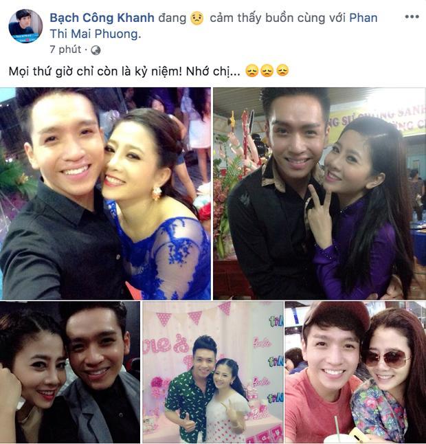Dàn sao Việt nghẹn thở như chết lặng khi nghe tin diễn viên Mai Phương qua đời-8