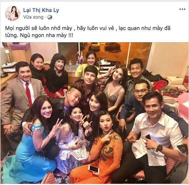 Dàn sao Việt nghẹn thở như chết lặng khi nghe tin diễn viên Mai Phương qua đời-6
