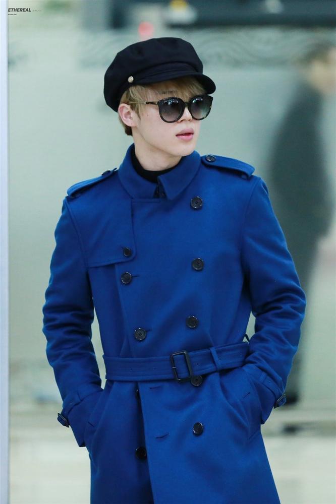 7 sao Hàn Quốc nào được khen mặc áo khoác dài đẹp nhất?-3