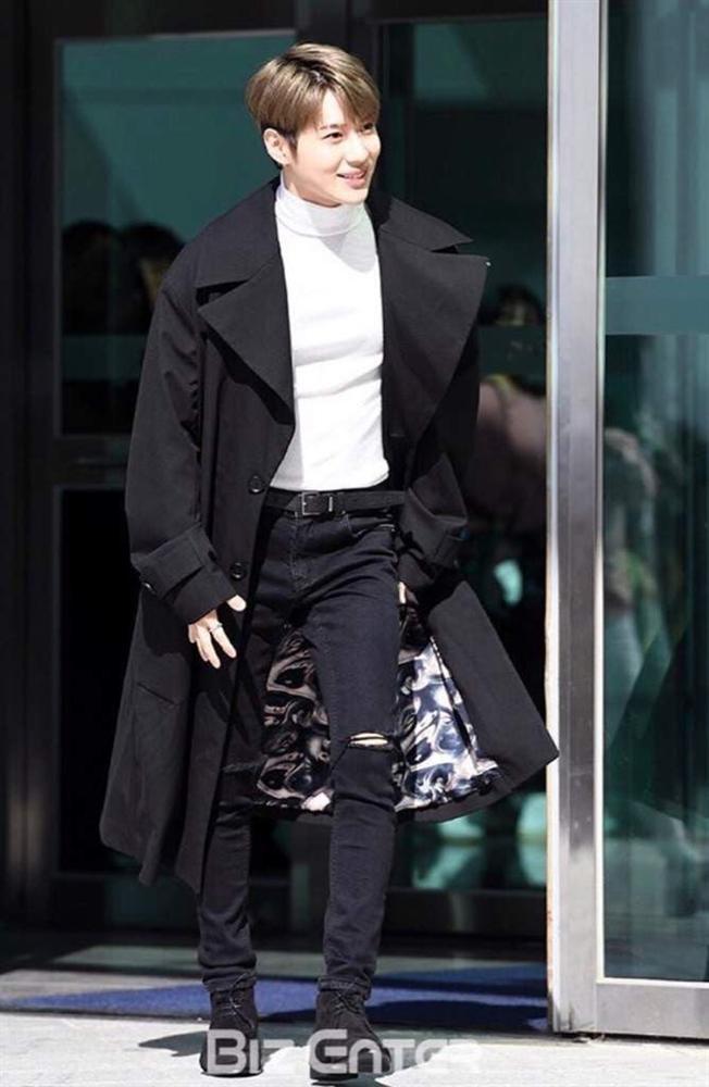 7 sao Hàn Quốc nào được khen mặc áo khoác dài đẹp nhất?-7