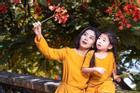 Những khoảnh khắc ấm áp tình mẫu tử của Mai Phương và con gái 7 tuổi