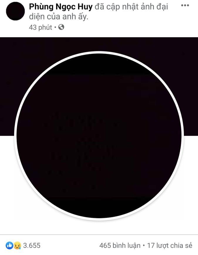 Phùng Ngọc Huy phủ màu đen lên mạng xã hội khi hay tin Mai Phương qua đời-3