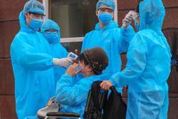 Việt Nam có thêm 5 ca mắc Covid-19 nữa, tổng số 179 ca, trong đó 4 người là nhân viên công ty Trường Sinh