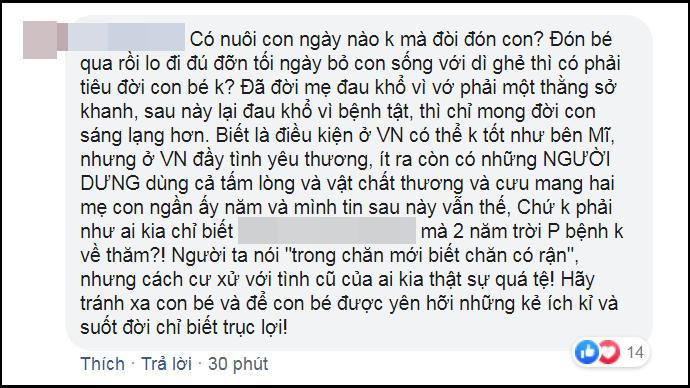 Thanh Thảo bị chỉ trích vô duyên khi khuyên tình cũ Mai Phương đưa con gái sang Mỹ chăm sóc-6