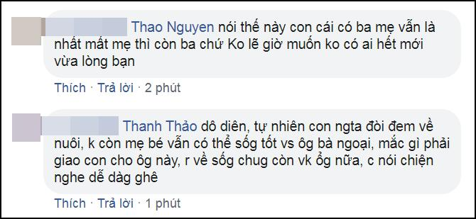 Thanh Thảo bị chỉ trích vô duyên khi khuyên tình cũ Mai Phương đưa con gái sang Mỹ chăm sóc-7