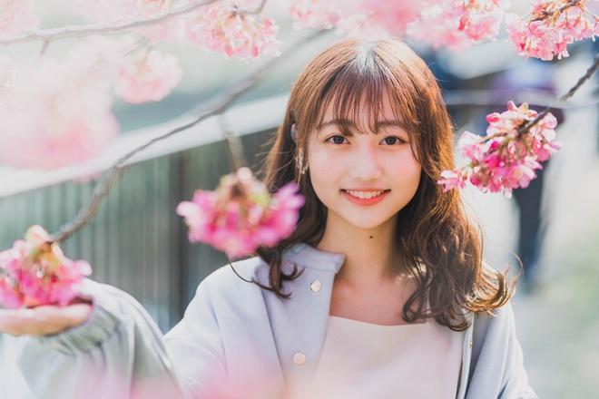 Nhan sắc gây tranh cãi của cặp sinh viên đẹp nhất Nhật Bản năm 2020-5
