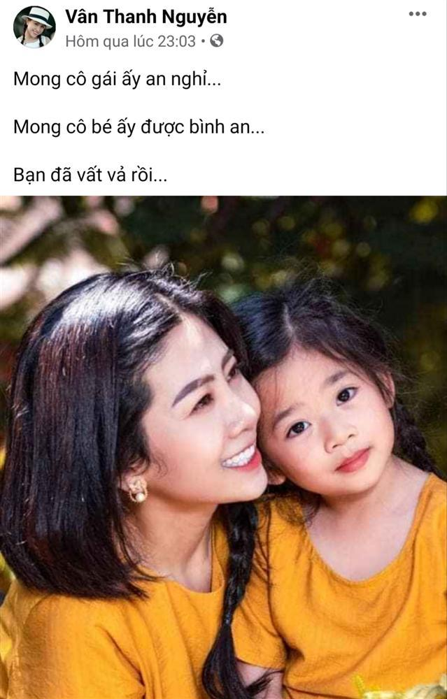 Thương xót Mai Phương, nghệ sĩ Việt lại chạnh lòng khi nghĩ đến con gái người quá cố-5