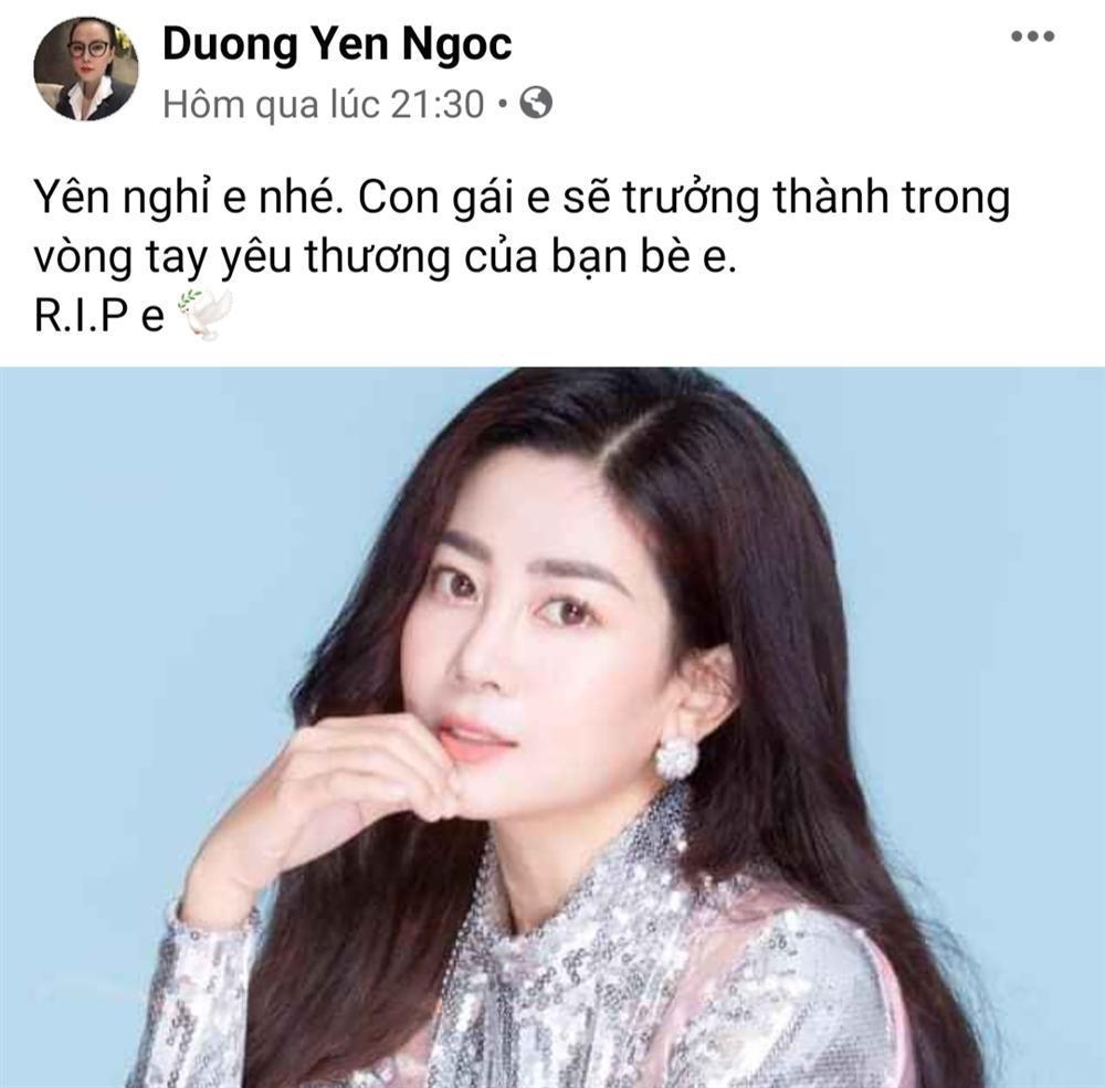 Thương xót Mai Phương, nghệ sĩ Việt lại chạnh lòng khi nghĩ đến con gái người quá cố-7
