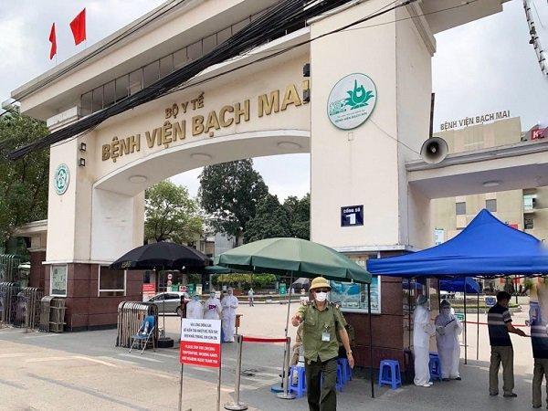 Ca bệnh 178 đưa cơm ở BV Bạch Mai khai báo gian dối khiến nhiều người phải cách ly-1