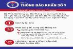 Thông báo khẩn gửi người dân đã đến BV Bạch Mai từ ngày 12/3