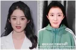 Dương Mịch, Triệu Lệ Dĩnh mặt khác lạ sau thời gian thất nghiệp