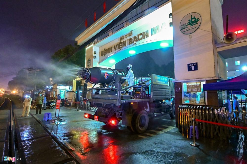 Thủ tướng chỉ đạo cần phương án riêng cho ổ dịch Bạch Mai, bar Buddha-3