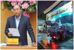 Thủ tướng chỉ đạo cần phương án riêng cho ổ dịch Bạch Mai, bar Buddha