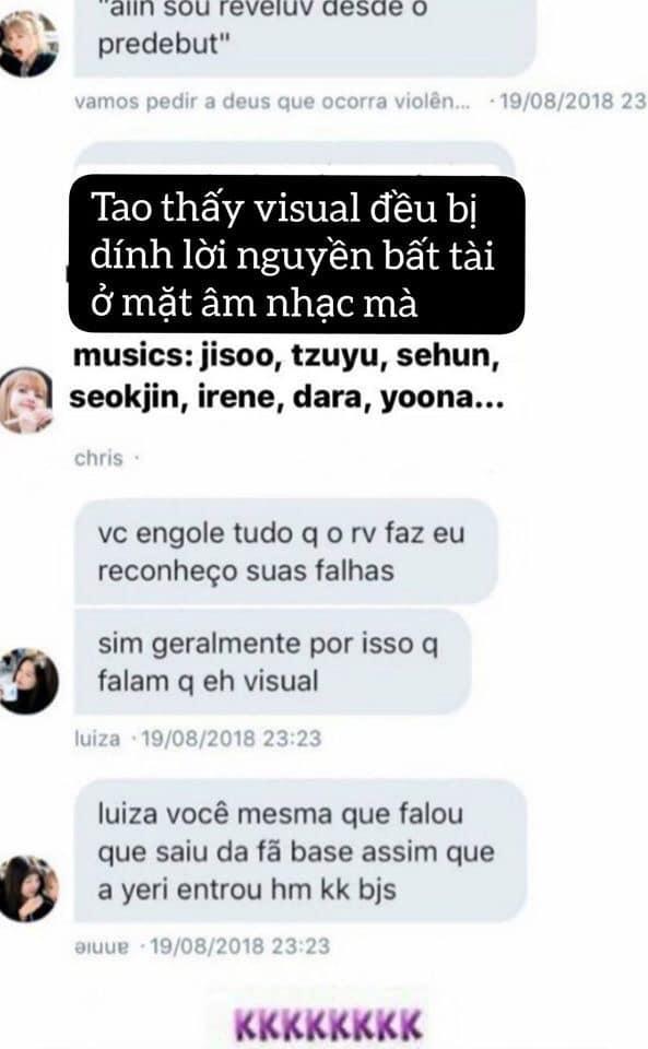 Đại chiến nội bộ fandom BlackPink: Fan only mắng chửi Jisoo bất tài, cười cợt chuyện trinh tiết của Jennie-3
