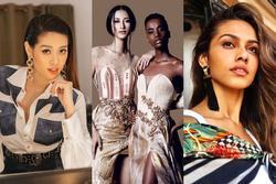 Bản tin Hoa hậu Hoàn vũ 29/3: Vẻ đẹp Khánh Vân có gì đặc biệt so với 2 đối thủ Châu Á?