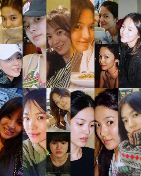 Song Hye Kyo lộ mặt mộc quá đỉnh: Đẳng cấp visual không cần son phấn, photoshop là đây!-1