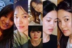Song Hye Kyo lộ mặt mộc quá đỉnh: Đẳng cấp visual không cần son phấn, photoshop là đây!
