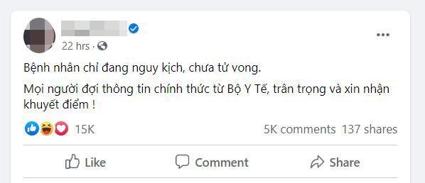 Facebooker đình đám Nguyễn Sin bị mời lên làm việc vì loan tin có người chết do nhiễm Covid-19-1