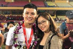 Quang Hải à, trên sân bóng anh đá hay sao trên sân tình anh đá bay nút 'thích'?