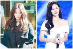 Suzy và dàn mỹ nhân Hàn luôn biết cách diện váy áo khoe dáng sexy