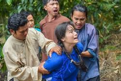 Sự cố phim trường ám ảnh sao Việt
