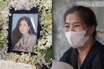 Viếng mộ Anh Vũ, NSND Hồng Vân gửi gắm tâm nguyện: Hãy tìm và che chở, bảo vệ Mai Phương-5