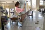 Du học sinh Đài Loan dọn KTX cách ly sạch tinh tươm, dân mạng đồng loạt 'thả tim' cổ vũ hành vi đẹp