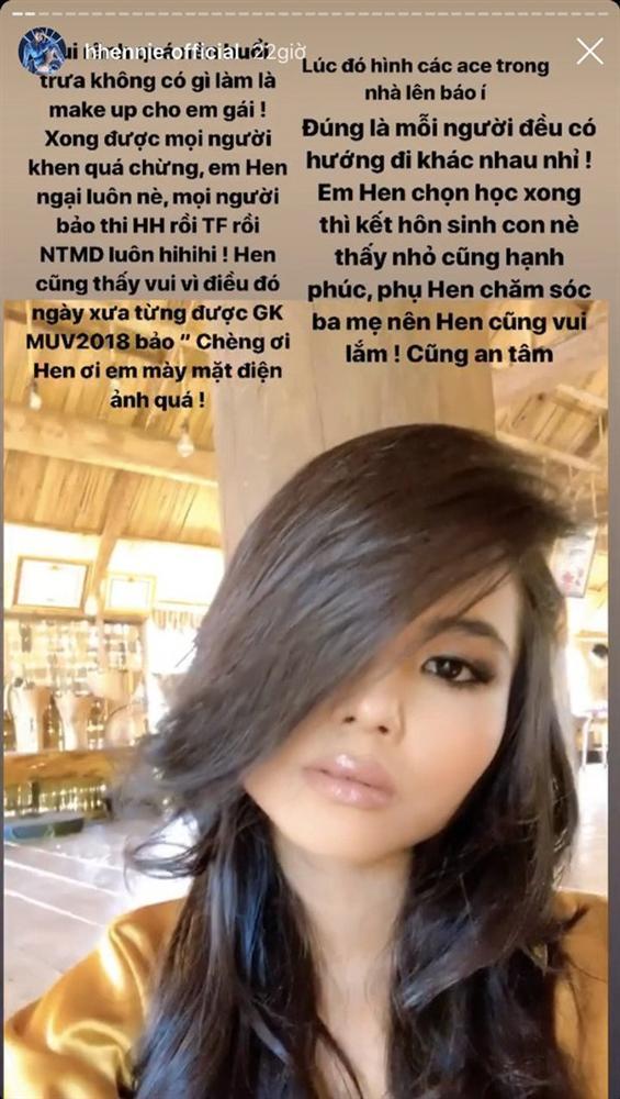 Về quê tránh dịch Covid-19, HHen Niê khoe cháu gái với nhan sắc cực phẩm-6