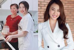 Trổ tài nữ công gia chánh, bạn gái nổi tiếng của cầu thủ Tiến Linh lộ ngoại hình tăng cân thấy rõ