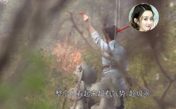 Tai nạn phim trường của Triệu Lệ Dĩnh: Suýt chết đuối cũng chẳng bằng việc sống với cục u suốt đời do ngã ngựa-11