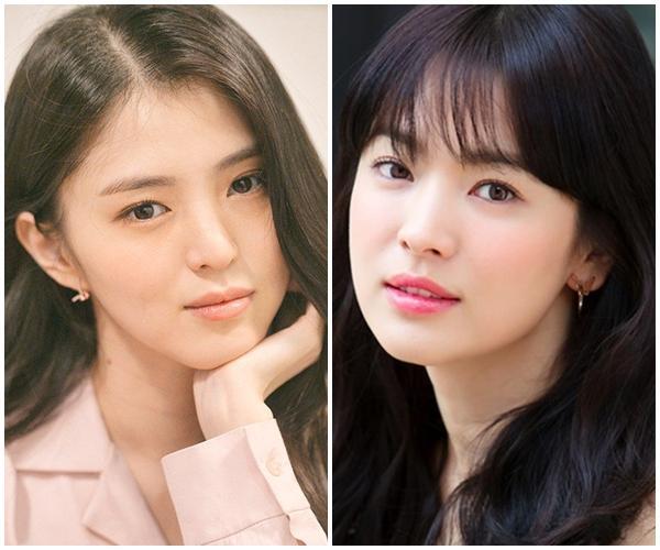 Bản sao Song Hye Kyo phì phèo hút thuốc nhưng lại được cư dân mạng Hàn khen quá ngầu-1