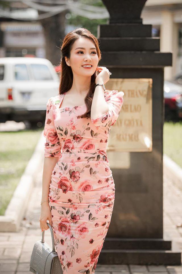 Kém 10 cm, Bảo Thanh vẫn đẹp bất phân thắng bại khi đụng hàng 2 Á hậu-3