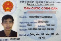 Thanh niên trốn cách ly Covid-19 đã ra Hà Nội