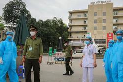 Việt Nam có thêm 9 ca mắc Covid-19 nữa, nâng tổng số lên 203, 7 người cty Trường Sinh, 1 ca tới khám ở Bạch Mai