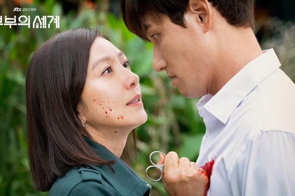 Phim 19+ nhiều cảnh nóng lập kỷ lục, vượt xa Tầng lớp Itaewon-2
