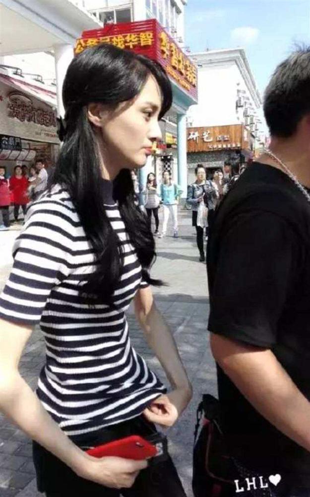 Những mỹ nhân Hoa ngữ được khen đẹp hơn sau khi tăng cân-6