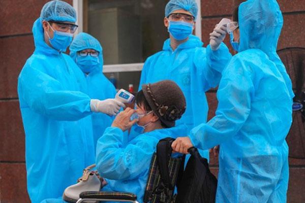 Bộ Y tế công bố ca mắc Covid-19 thứ 204 tại Việt Nam, là một bé trai 10 tuổi-1