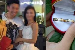 Vui vẻ cùng bạn trai đi chọn nhẫn cưới nhưng phút cuối cùng cô gái vẫn tuyên bố hủy hôn chỉ vì 1 câu nói