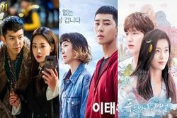 'Tầng lớp Itaewon' và các phim Hàn 'đầu voi đuôi chuột' càng xem càng dở